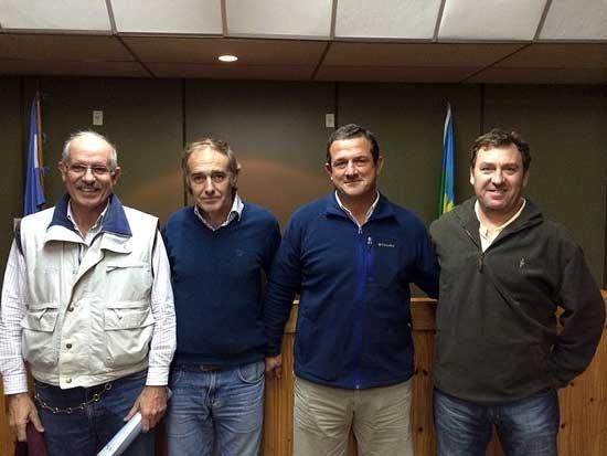 José María Ortiz es el nuevo presidente de la Sociedad Rural
