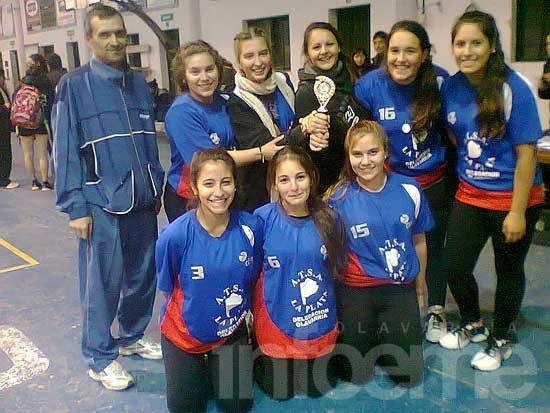 Primer Torneo Adolescente en el CEF 44