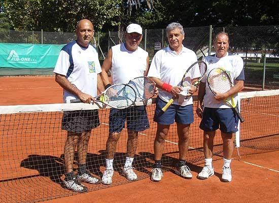 Torneo Nacional de tenis en Estudiantes