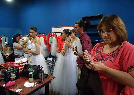 La Cooperativa Textil 403 formó parte de Danza por la Inclusión