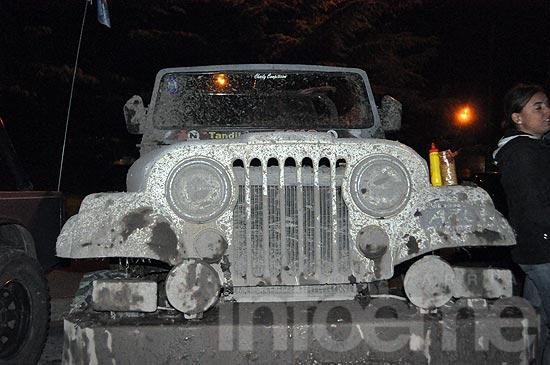 Encuentro de Jeep en Olavarría