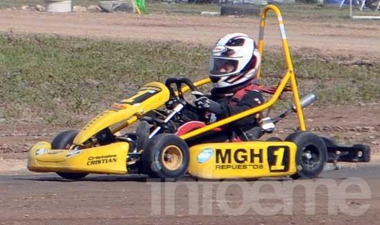 El karting tiene su carrera de dos pilotos en el AMCO