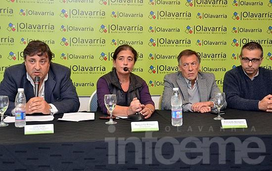 Municipio anunció plan de obras por 45 millones de pesos