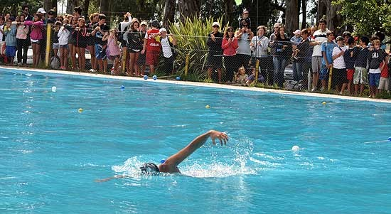 Dos nadadores locales convocados a la preselección nacional juvenil