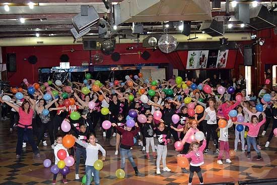 El Gimnasio Villa Piren celebró 25 años