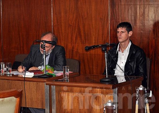 Condena de prisión en suspenso para acusado del robo al Palacio