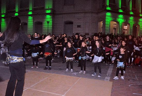 """Olavarría se """"movió"""" por la Ley Nacional de Danzas"""