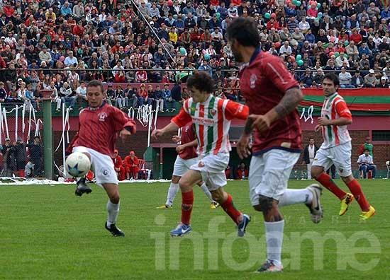 El Fortín cayó en Suárez en un final escandaloso