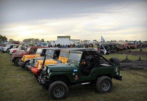 Este viernes hay exposición de Jeeps y 4x4