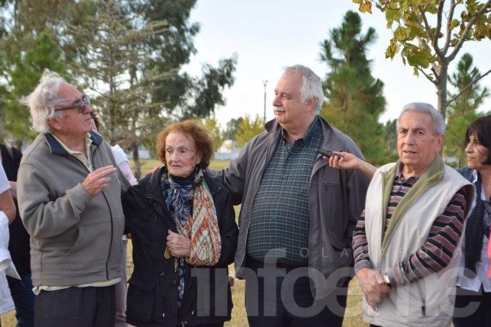 El radicalismo homenajeó a Raúl Alfonsín a seis años de su muerte