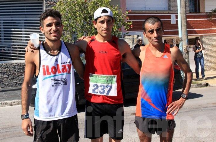 Ramiro Ponce se llevó la 10º Maratón Malvinas