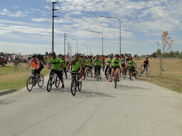Jornada de cicloturismo religioso plena en Semana Santa