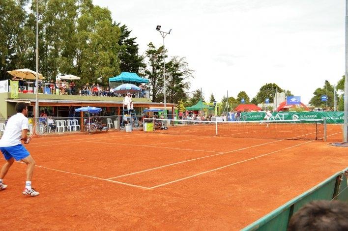 """Según la ITF """"El Future tuvo calidad de Challenger"""""""