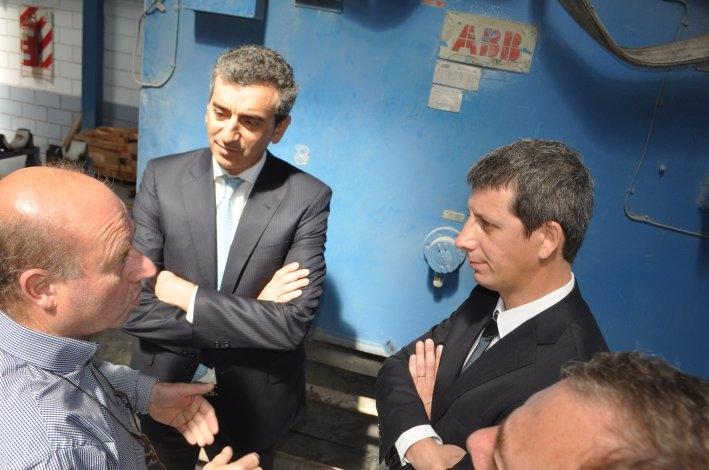 La reestatización de trenes, según Bagú, podría implementar coches 0 km en Olavarría