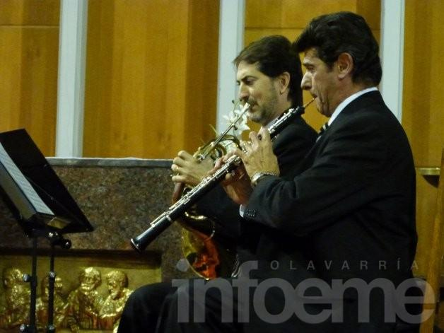 """El domingo de Pascua cerró con """"Vientos de Olavarría"""""""