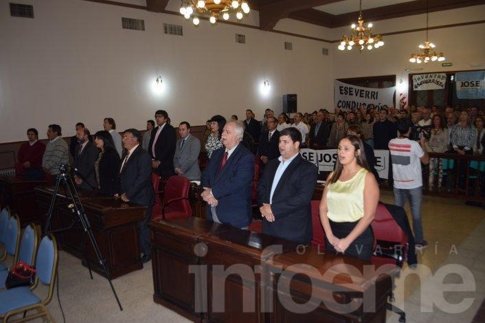 Concejales analizaron el discurso de apertura de Eseverri