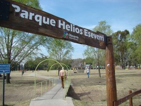 OIavarría festejará en el Parque Helios Eseverri