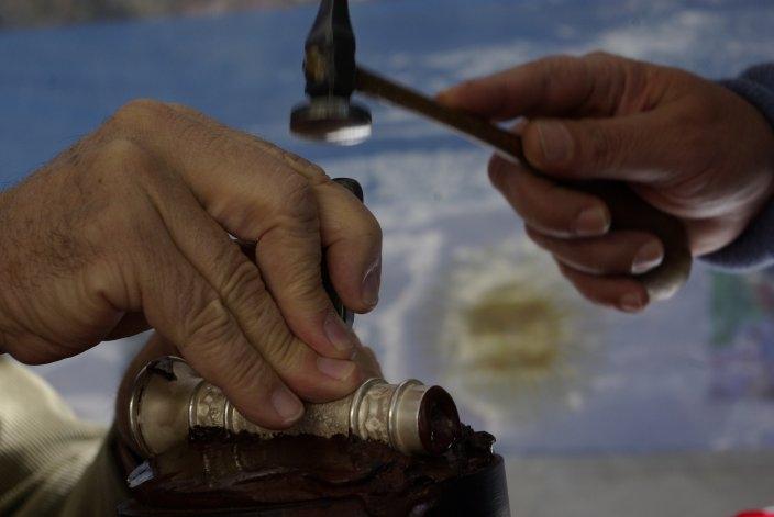 El bastón presidencial será cincelado en el Museo Dámaso Arce