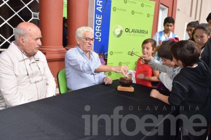 """Pallarols: """"Olavarría es la capital de la platería argentina"""""""
