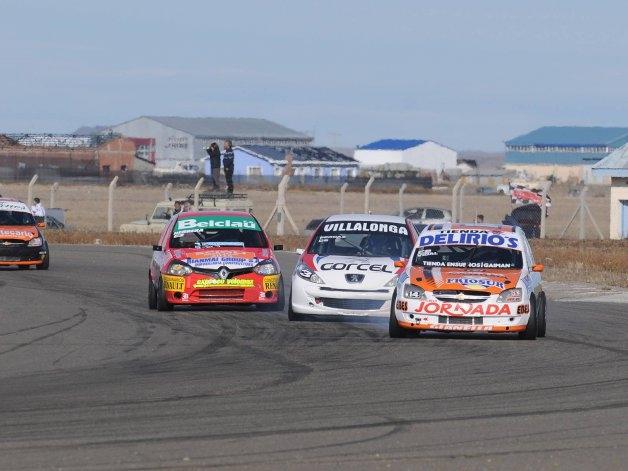 Agustín Herrera llegó sexto en Río Gallegos
