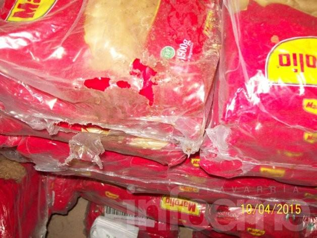 Un supermercado fue clausurado por bromatología