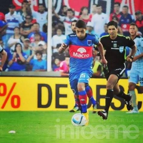 Janson jugó en el triunfo de Tigre