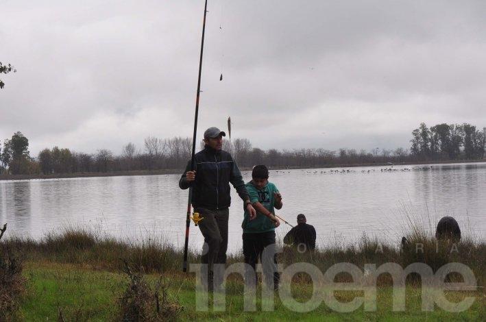 Las Olimpiadas comenzarán con un concurso de pesca