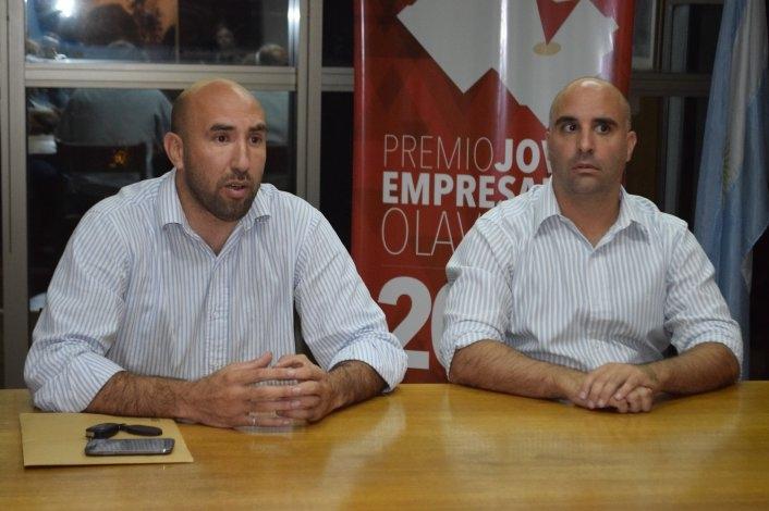 El coordinador nacional de la Red Comprar pasó por Olavarría
