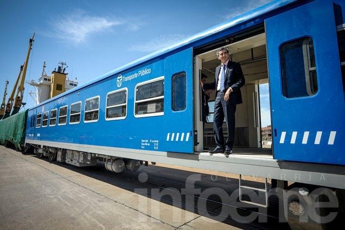 Ya es ley la reestatización de los ferrocarriles