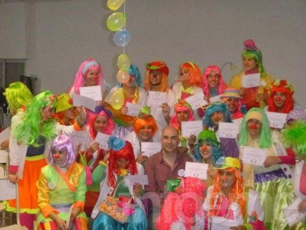 Color y alegría para 26 nuevos Payamédicos