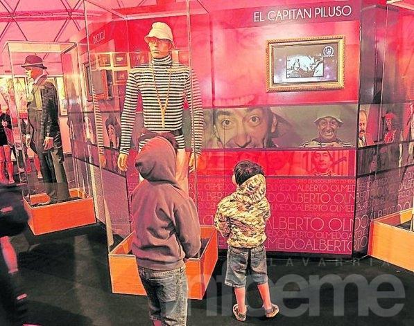 En mayo llega la muestra sobre Alberto Olmedo a Olavarría