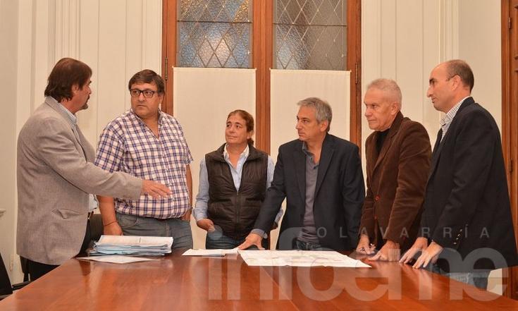 El Municipio y Coopelectric firmaron un acuerdo para el recambio de luminarias