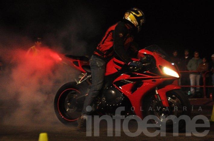 Las motos más veloces en otra fecha del 1/4 de Milla