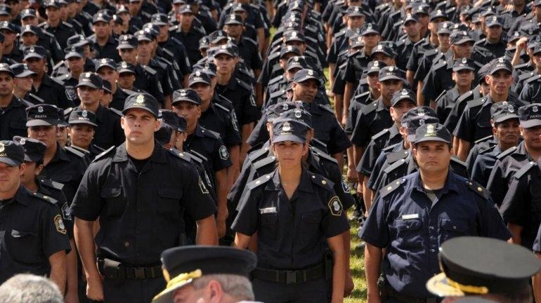 Aumentan los sueldos de la Policía Bonaerense
