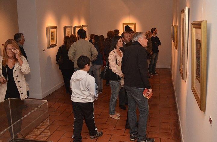 """El mágico universo de """"Xul Solar"""" ya se disfruta en el Museo"""