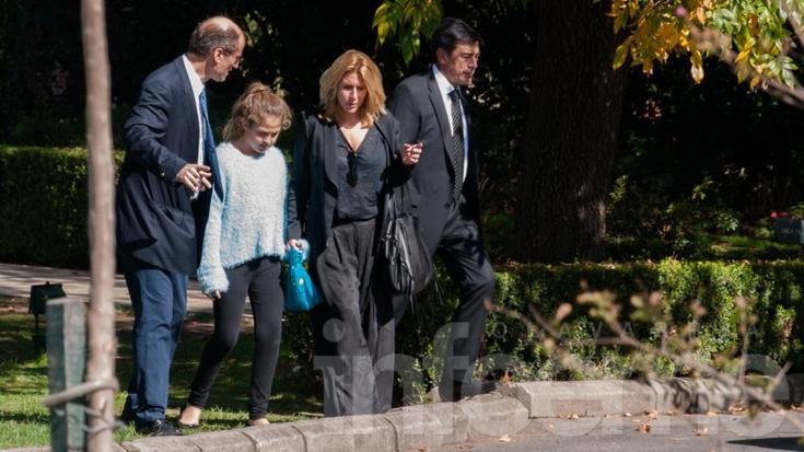 El último adios a Alejandro Bengolea