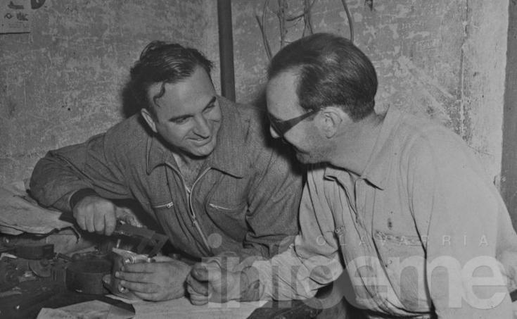 Se cumple el 65º aniversario del debut de los Hnos. Emiliozzi en el TC