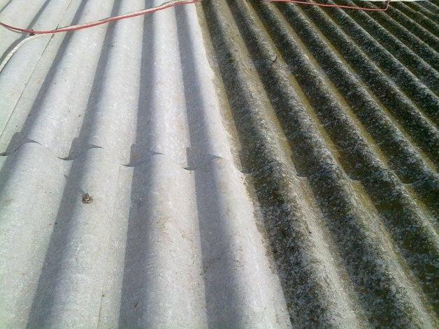 Concejales piden a través de un proyecto retirar el amianto de las escuelas