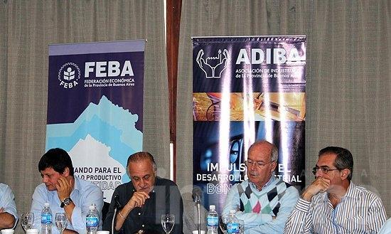 Osvaldo Langer participó en jornada de directivos de FEBA