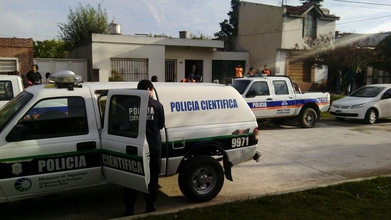 Falleció una persona en un incendio en Barrio Coronel Dorrego
