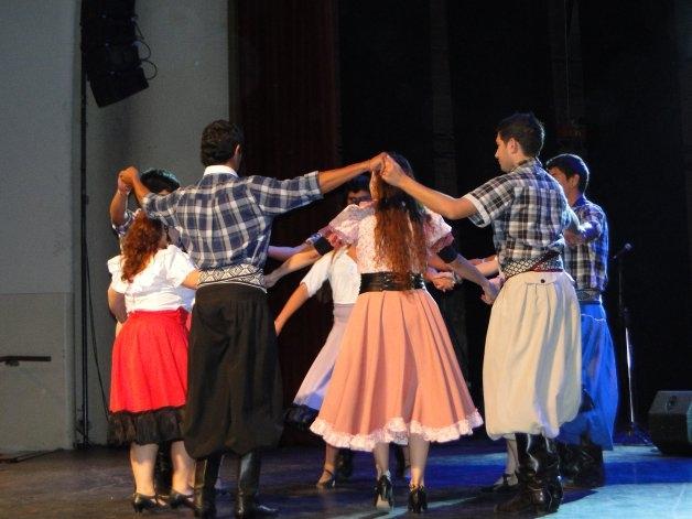 """Un domingo de puro """"Talento Joven"""" y tradición"""