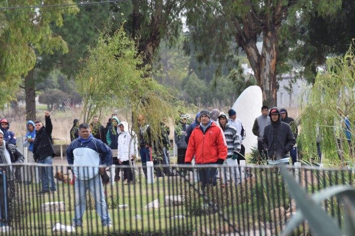 Conflicto en la Unidad 27 de Sierra Chica