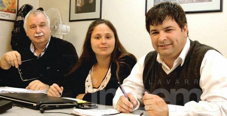 Concejales de la UCR piden cloacas para el Barrio AOMA