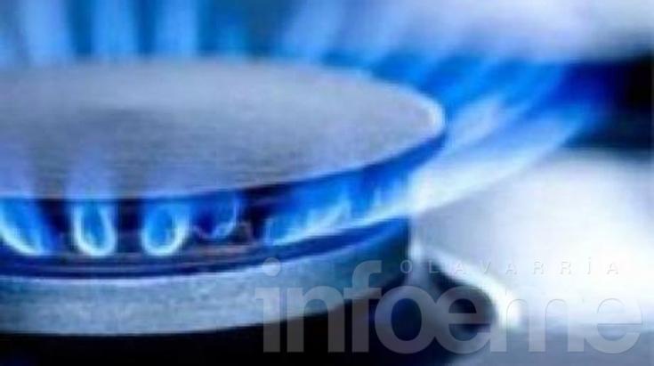 Sube el gas 300% en promedio en todo el país
