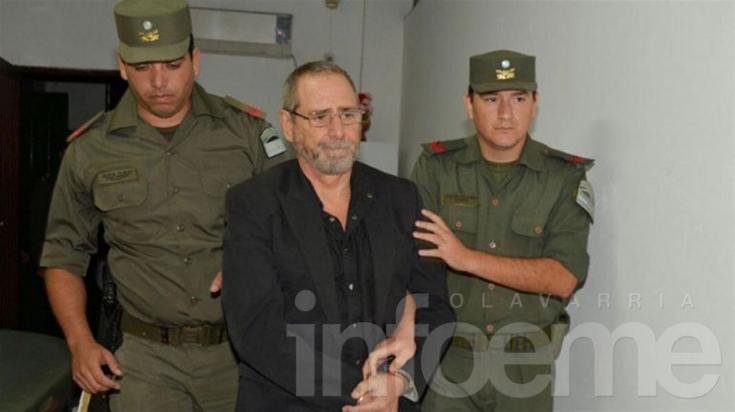 Ricardo Jaime quedará preso en Ezeiza