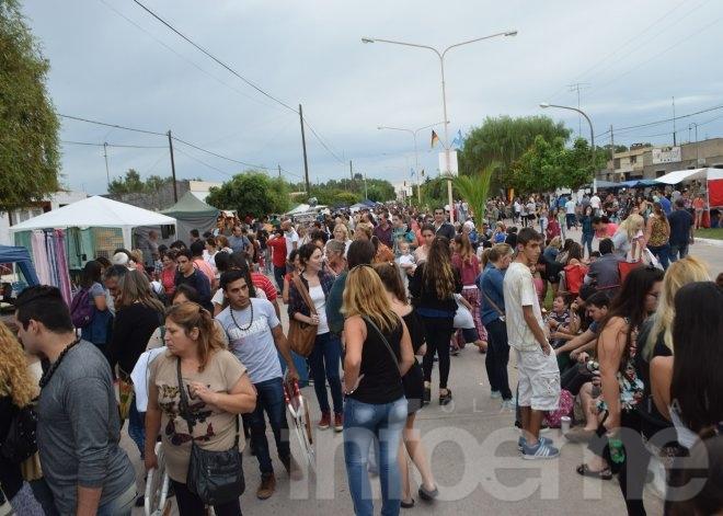 Más de 10 mil personas en una nueva edición de la Kreppelfest