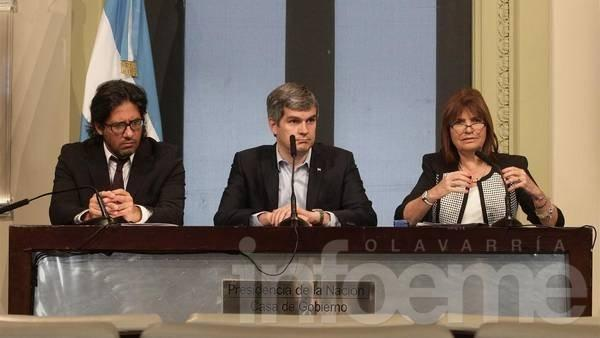 """Marcos Peña: """"El Presidente no tiene nada que ocultar"""""""