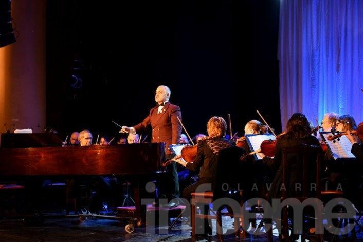 El Municipio confirmó la continuidad de la Sinfónica y  Diego Lurbe