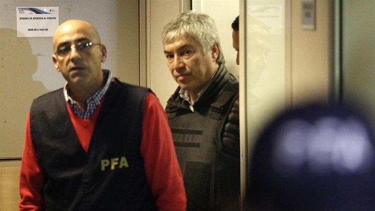 """Lázaro Báez declarará este miércoles por """"la ruta del dinero K"""""""