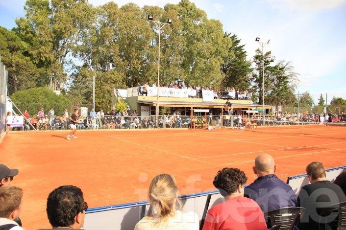 """La ITF evaluó positivamente el Future """"Ciudad de Olavarría"""""""